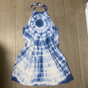 American Eagle Tie dye dress